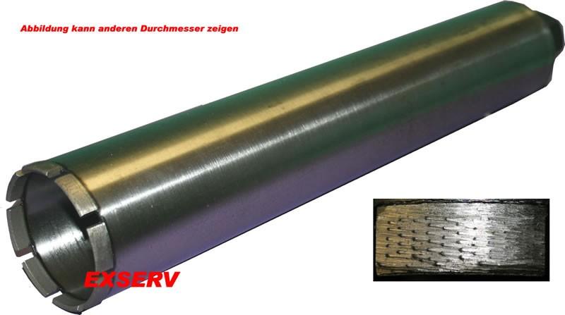 diamant bohrkrone arxx beton 11 4 39 39 unc 62 mm nl 400 mm zubeh r elektrowerkzeuge diamant. Black Bedroom Furniture Sets. Home Design Ideas